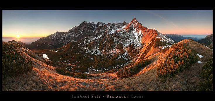 Jahnaci stit [Belianske Tatry III.] | FotoAparát.cz