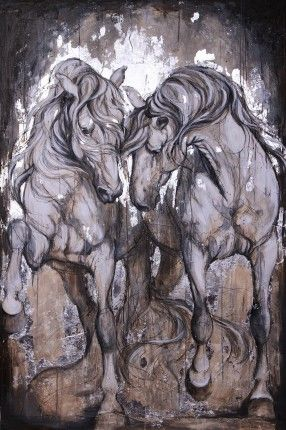 Rayon d' argent, Elise Genest: Horses Sketh, Art Horses Artworks, Hors Art, Horses Paintings, Off Paintings, Horses Horses Horses, Horses System, Horses Tatoo