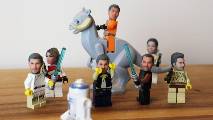 3D print shop will turn you into a Lego character