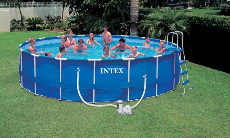 New nice plastic garden pool Swimming Pools Pinterest Garden pool and Swimming pools