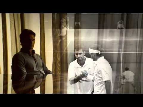 Roger Federer's Rolex Commercial for Wimbledon - Great ad