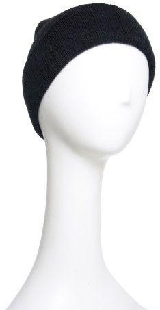 Timberland Men's Ribbed Heather Watchcap - Black