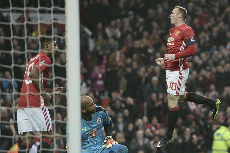 @manutdoff Wayne #Rooney honoured to equal Charlton's #ManUnited record #9ine