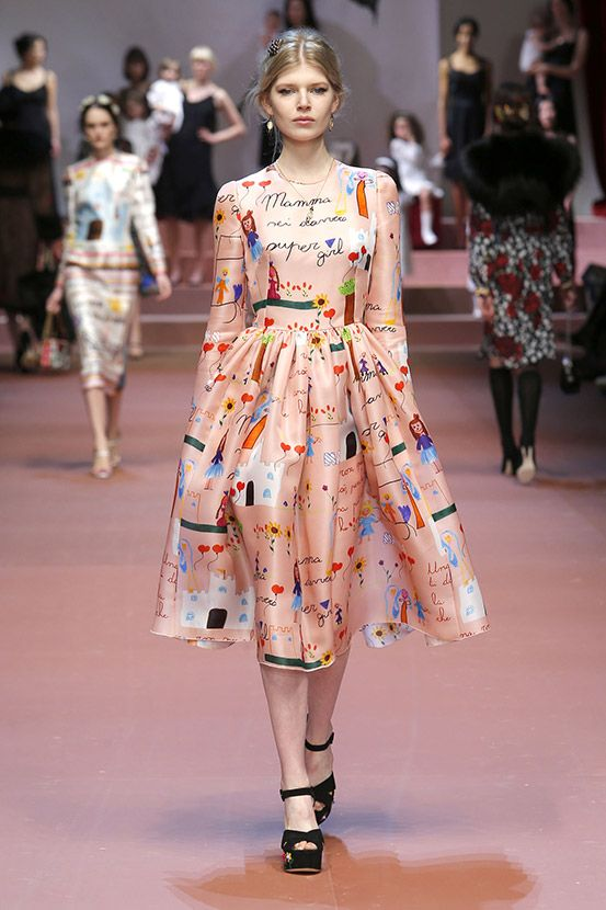 """Tomorrow during the launch of the special """"Ti Amo Mamma"""" project for Isetan - The Stage, Dolce&Gabbana will also introduce exclusive dolls which were inspired by the Italian tradition to gift children at family gatherings. The dolls, dressed in signature looks from the latest runway, are named Concetta, Immacolata and Addolorata, all classic names of the Sicilian tradition. Discover more on http://isetan.mistore.jp/store/shinjuku/event/1509dg/index.html #DGLovesJapan #DGMamma"""
