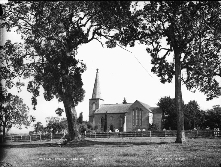 St Paul Church of England (now Anglican Church), Cobbity Rd, Cobbitty, Sydney, 1884 - 1917