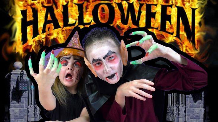 Приколы на хэллоуин / Детский  хэллоуин / Костюмы на хэллоуин для детей