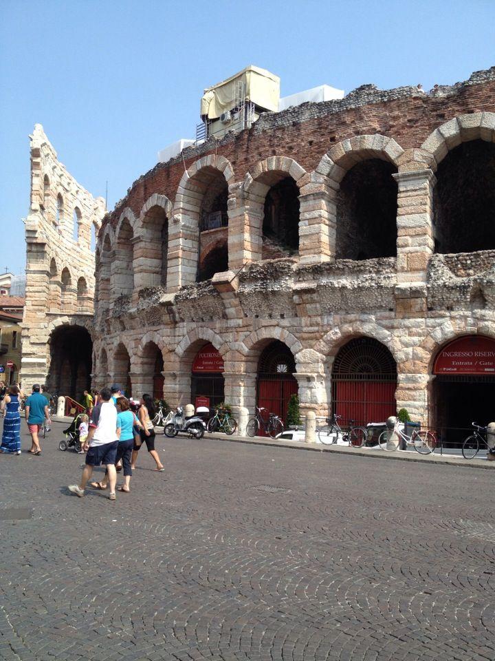 Arena di Verona in Verona, Veneto