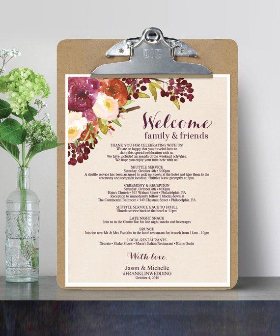 107 best Bridal shower images on Pinterest Marriage, Outdoor - wedding agenda