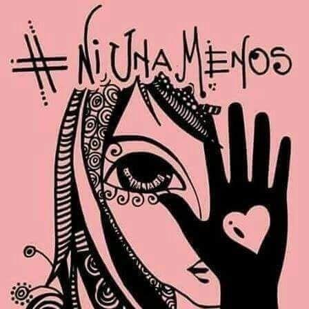 """Argentina marcha contra los #femicidios.  #NiUnaMenos el 19 de octubre  Ante los brutales casos de femicidios de los últimos días, y teniendo en cuenta que cada 28 horas matan a una mujer por el solo hecho de serlo, el colectivo #NiUnaMenos, agrupaciones feministas y de #derechoshumanos convocan a una jornada nacional con la consigna de """"Nosotras Paramos. Ni una Menos. Vivas nos queremos"""", para este miércoles 19 de octubre, con paros en todos los lugares de trabajo de 13 a 14h y movilización"""