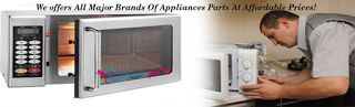 Appliances Parts Online Store: Appliancesparts.in - Are you looking for Microwave...