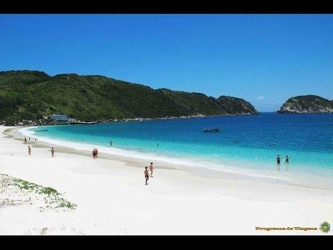 Caribe Brasileiro: Top 7 - Destinos no Brasil que parecem Caribe - YouTube