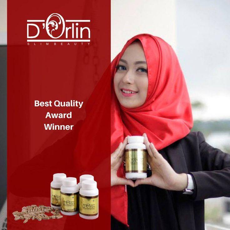 D'ORLIN SLIM & BEAUTY CAPSULE  - Menghaluskan & Memutihkan kulit  - Mencegah & Mengobati Keputihan  - Bakar Lemak Jenuh  ONLY 250 K (isi 90 Capsule)  More info www.orlincosmetics.com