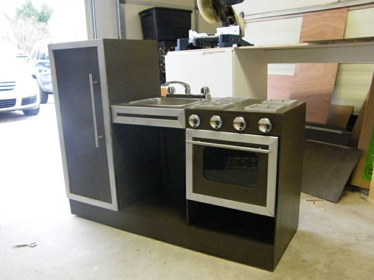 218 best Kid stuff - play kitchens images on Pinterest | Play ...