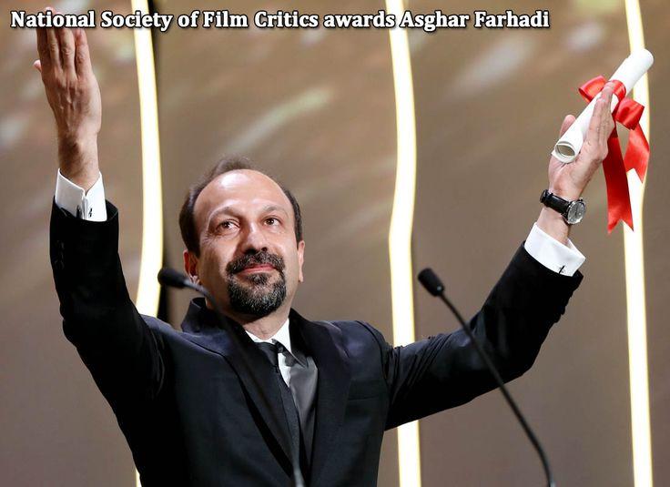 National Society of Film Critics awards Asghar Farhadi Iranian director Asghar Farhadi has grabbed the Best Foreign-Language Film award from the US National Society of Film Critics for his latest film, 'The Salesman'. www.ifilmtv.com/English/News/NewsIn/453