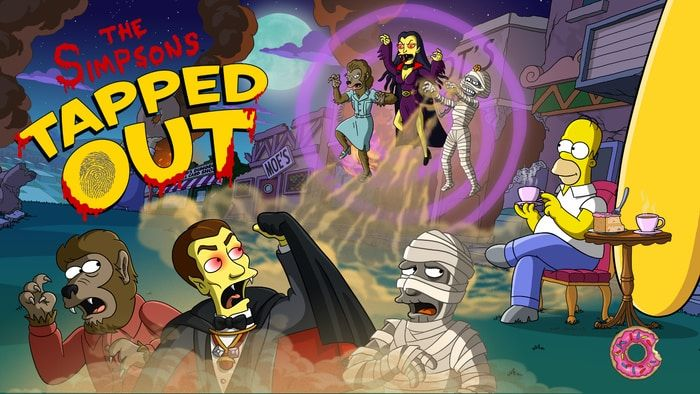 Tapped Out Halloween 2020 Apk The Simpsons: Tapped Out Mod Apk v4.44.0 + Unlimited Money