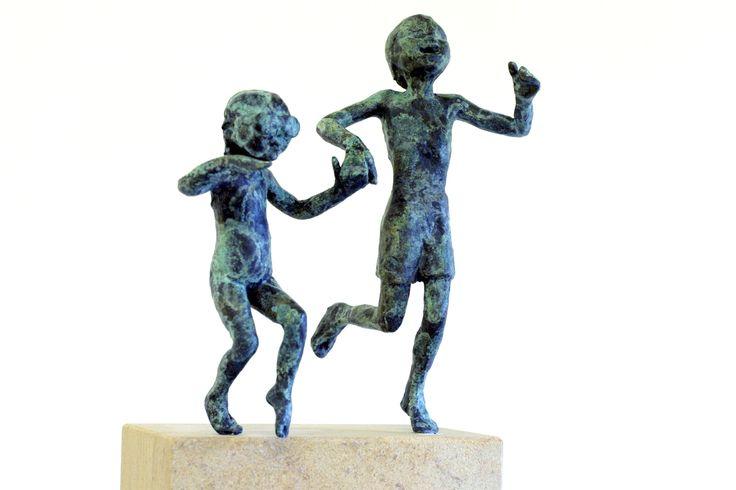 Royal British Society of Sculptors Member - Alison Bell Sculpture - Wee Souls