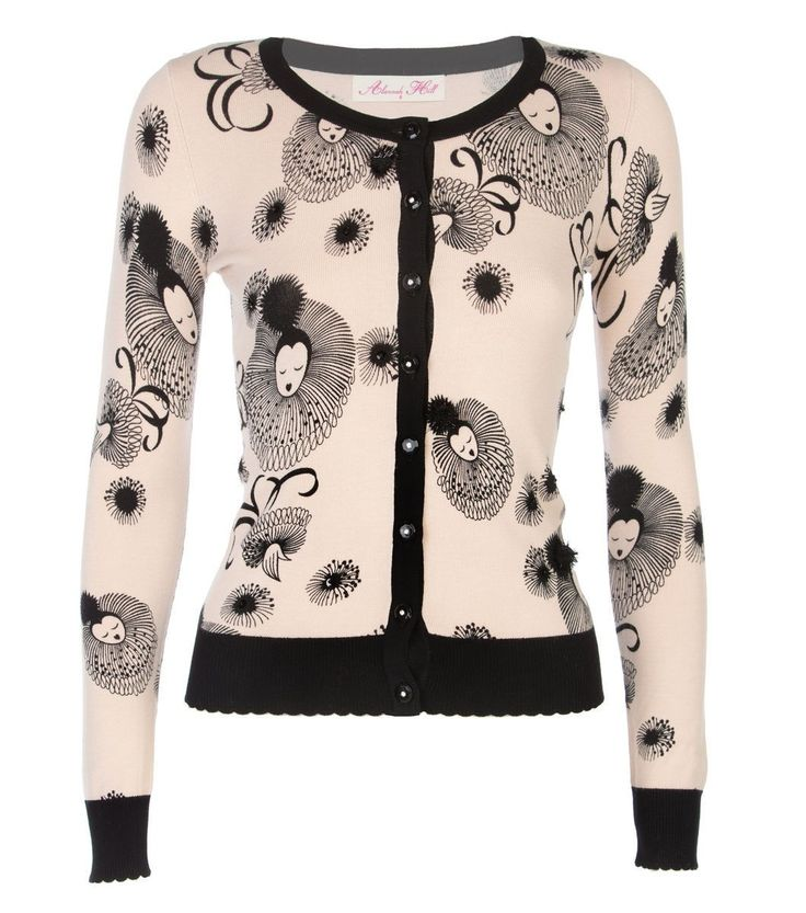 Alannah Hill - I Froze In Time Cardi