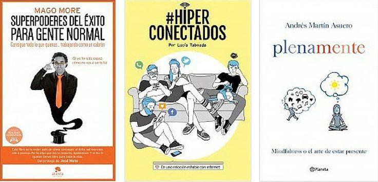 3 libros de no ficción para regalar en Navidad - http://www.actualidadliteratura.com/3-libros-de-no-ficcion-para-regalar-en-navidad/