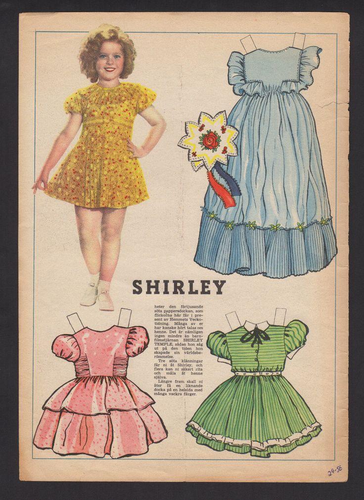 Classic Stars & Hollywood : Paper Dolls of Classic Stars ...