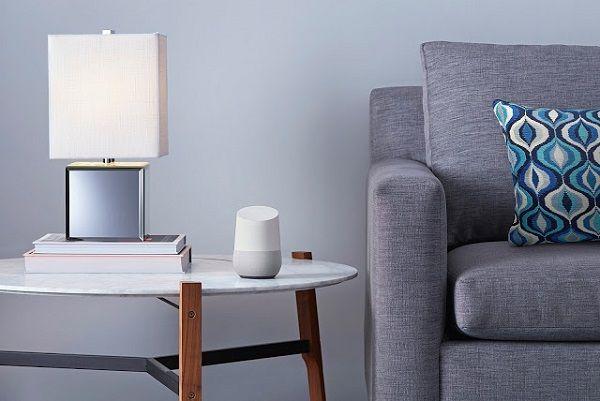 Google I/O 2016: Google announces voice-activated 'Home' speaker. #Drones #Gadgets #Gizmos #PowerBanks #Smartpens #Smartwatches #VR #Wearables @MyWindowsEden  #MyWindowsEden