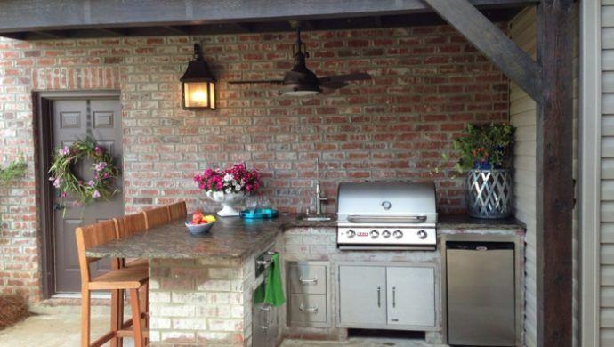 Ideen und Tipps für die Außenküche im Garten   – Daniela Scheffner