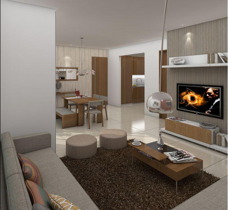 Interior Design - Apartments building