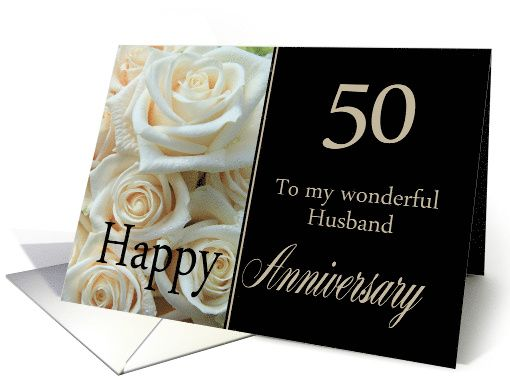 50th Anniversary Gift For Husband: 1000+ Ideas About 50th Anniversary Cards On Pinterest