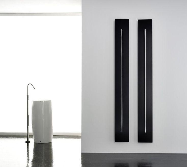 Antrax tarafından geri dönüştürülebilir alüminyum Teso Yeni duvara monte sıcak havlu
