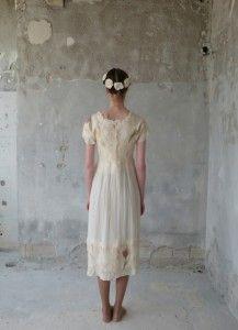 de Pracht van de Dag: Elsie le Coq - #vilter Lieflijke witte #zomerjurk