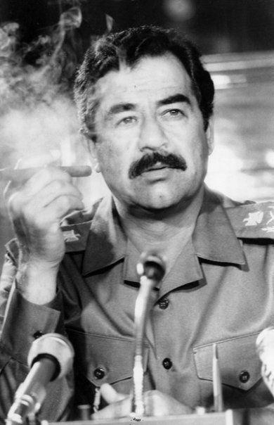 من اجمل صور الشهيد صدام حسين Iraqi People Iraqi President Saddam Hussein