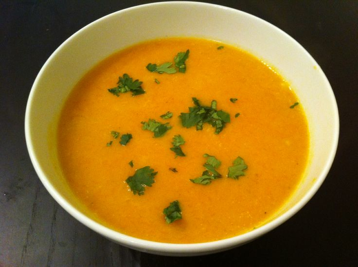 Thai coconut curry butternut squash soup. | Olivia's Palate - Food ...