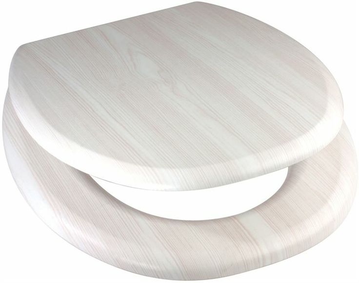 white wooden toilet seat. White Ash Toilet Seat  MDF 12 best Bog seats images on Pinterest Toilets and