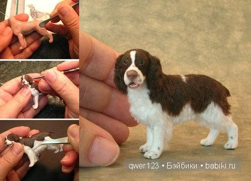 Уникальные авторские миниатюры 1:12 от Kerry Pajutee / Интересненькое / Бэйбики. Куклы фото. Одежда для кукол