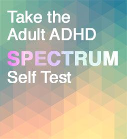 The only online self test to measure both challenges and strengths related to ADHD