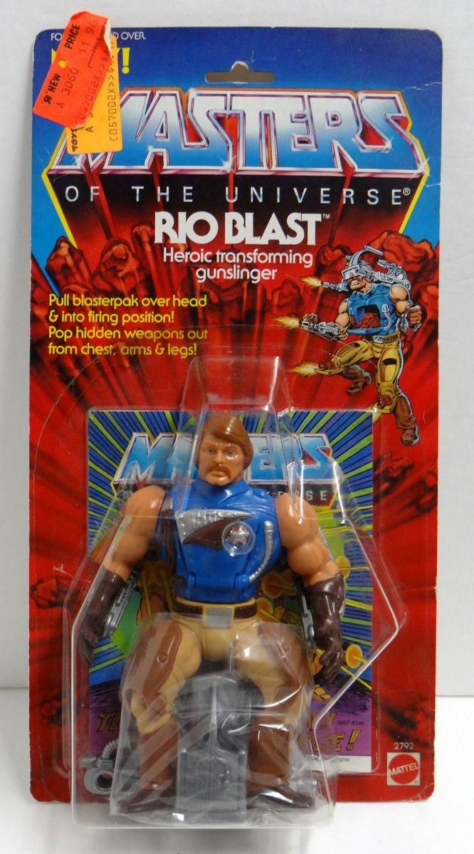Masters Of The Universe Toys : Rio blast a minor character in the quot masters of