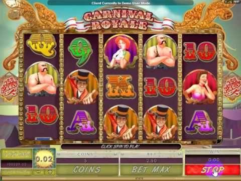 Праздничная атмосфера Carnival Royale приглашает испытать удачу в казино Вулкан