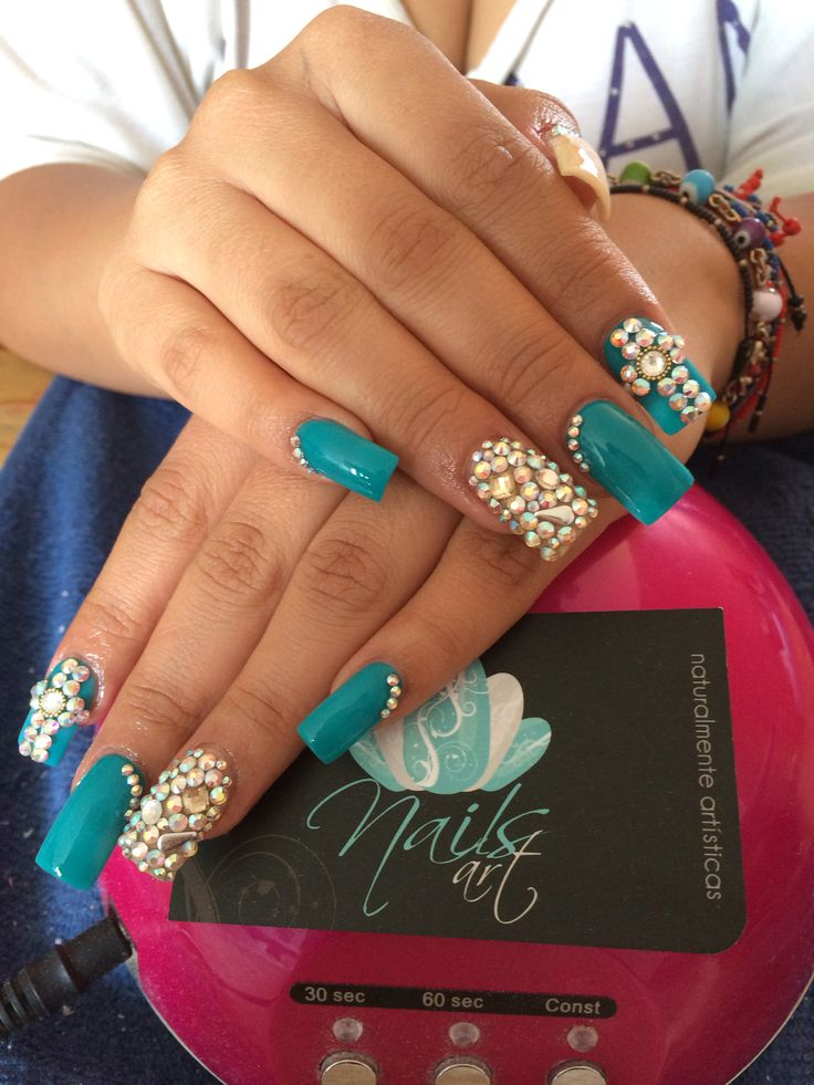 Nails art, acrylic nails, nails