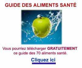 Guide Aliments santé