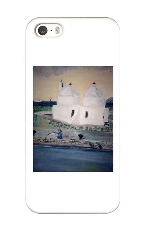 イタリア人画家の絵画のスマフォケース iPhone5S