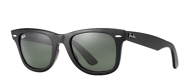 Ray-Ban RB2140 901 50-22 ORIGINAL WAYFARER CLASSIC Black sunglasses | Official Online Store US