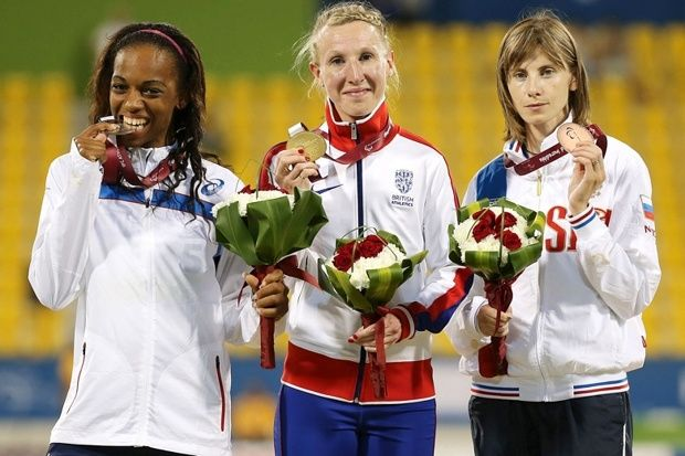 Hermitage breaks own world record to claim gold | The Times