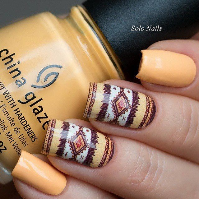 17 Best Ideas About Western Nails On Pinterest