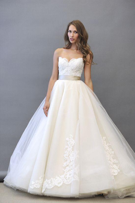Best 20  Lazaro wedding dress ideas on Pinterest | Lazaro dresses ...