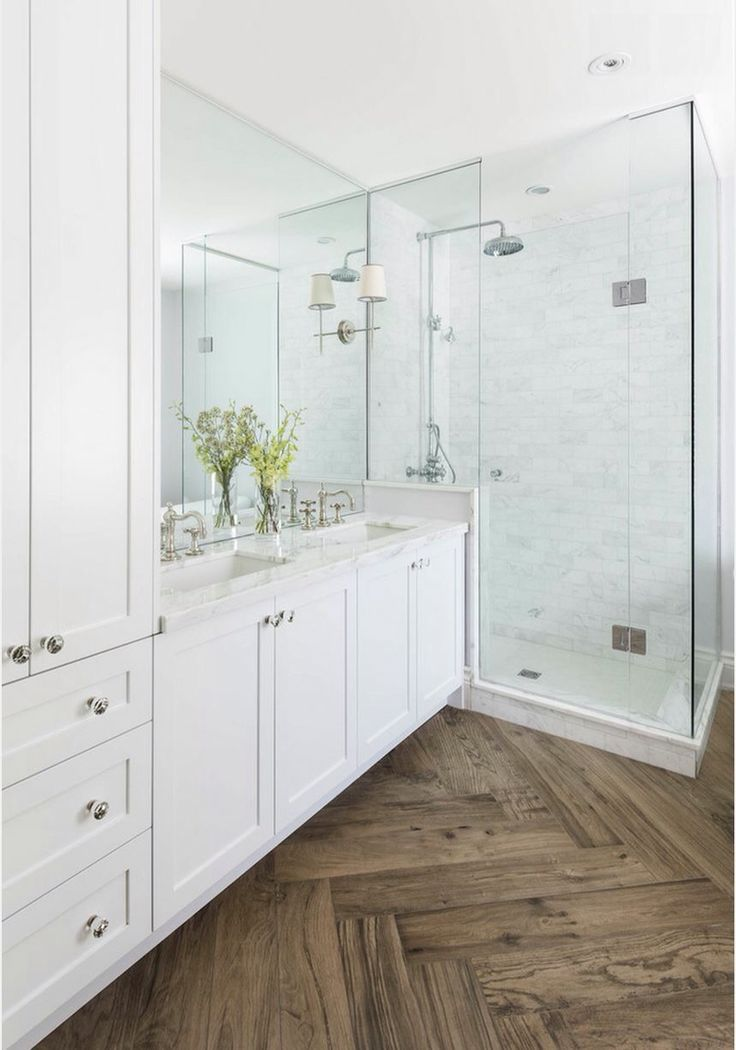 Total inspiration for master bathroom at new house