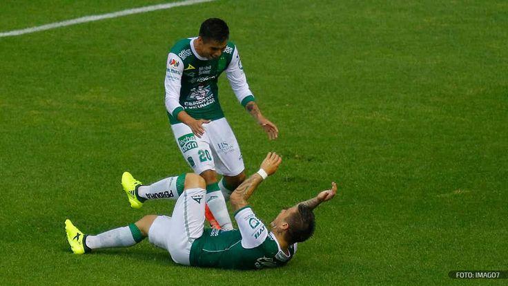 León fulmina en el primer tiempo a Veracruz - Futbol Total