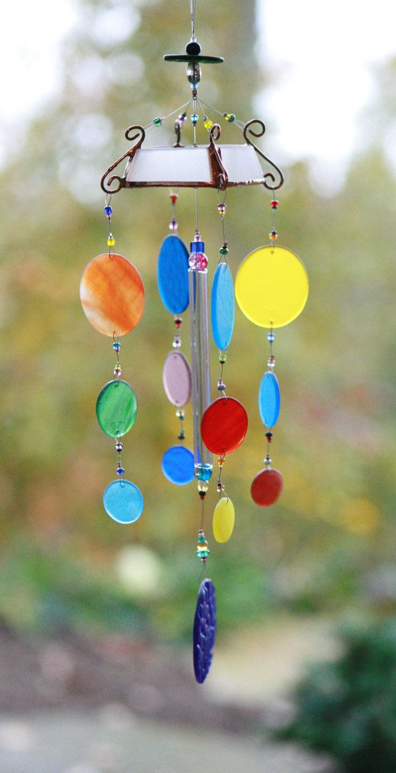 BEACH BUBBLES, Adorable wind chime
