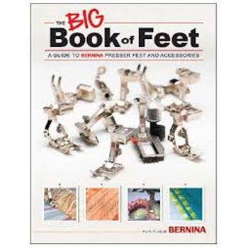 Bernina Big Book of Feet