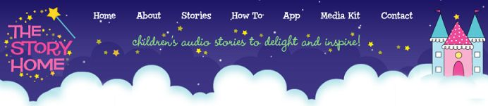 "This is an image from this resource on the Internet4Classrooms' ""Third Grade Language Skill Builders - Online Stories"" resource page:    Children's Audio Stories.    A large collection of audio stories. Each story can be downloaded for 99 cents. Apps available for iPhone and iPad."