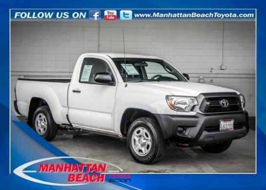 Truck, 2014 Toyota Tacoma 2WD Regular Cab With 2 Door In Manhattan Beach, CA
