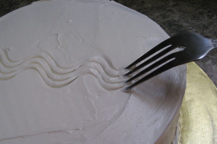 Easy Cake Icing Patterns: 17 Best Images About Cake Decorating On Pinterest